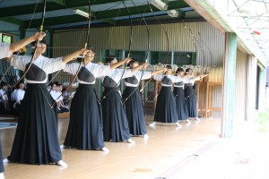 弓道クラブ